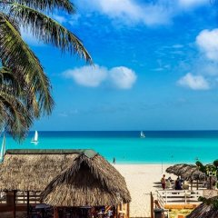 Отель Be Live Las Morlas All Inclusive пляж