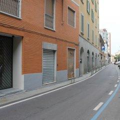 Home at Hotel Naviglio - Sambuco Apt парковка