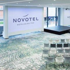 Отель Novotel Poznan Centrum Познань бассейн фото 2