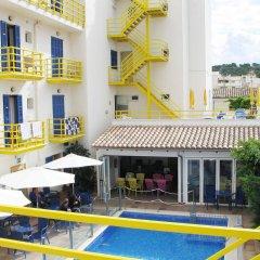 Bellavista Hotel & Spa балкон