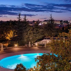 Отель NH Roma Villa Carpegna фото 4