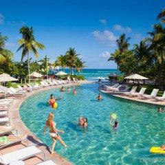 Отель Grand Lucayan Resort Bahamas бассейн