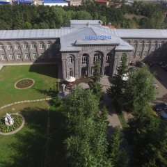 Отель Jermuk Olympia Sanatorium фото 2