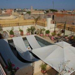 Отель Riad Agathe Марракеш бассейн фото 2