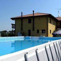 Отель Olistella Палаццоло-делло-Стелла бассейн фото 2