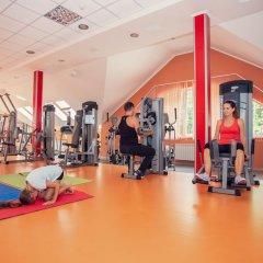 Гостиница Solva Resort & SPA фитнесс-зал фото 4