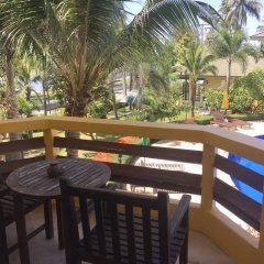Отель Bacchus Home Resort балкон