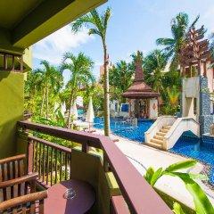 Phuket Island View Hotel 3* Стандартный номер с различными типами кроватей фото 16