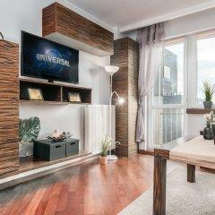 Отель Little Home - Nowogrodzka Польша, Варшава - отзывы, цены и фото номеров - забронировать отель Little Home - Nowogrodzka онлайн комната для гостей фото 2