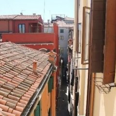 Отель Apollo House Италия, Венеция - отзывы, цены и фото номеров - забронировать отель Apollo House онлайн балкон