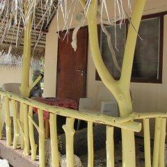 Отель Pension Hotu балкон