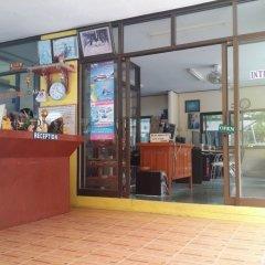 Отель JP Resort Koh Tao Таиланд, Остров Тау - отзывы, цены и фото номеров - забронировать отель JP Resort Koh Tao онлайн интерьер отеля фото 2