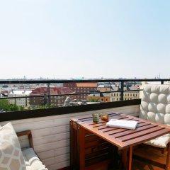 Отель Roost Agricola балкон