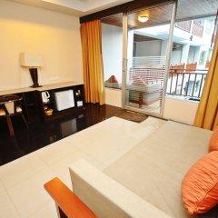 Отель Lanta Sand Resort & Spa комната для гостей фото 5