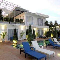Отель Phuket Boat Quay бассейн фото 4