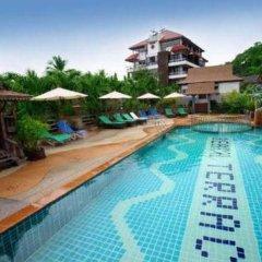 Отель Days Inn by Wyndham Aonang Krabi бассейн фото 3
