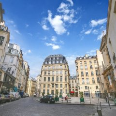Отель Luxury Apartment Paris Louvre Франция, Париж - отзывы, цены и фото номеров - забронировать отель Luxury Apartment Paris Louvre онлайн