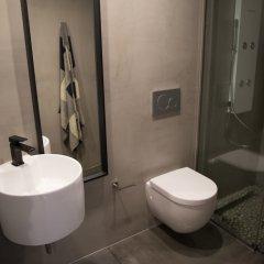 Отель Horizon Mills Villas & Suites Греция, Остров Санторини - отзывы, цены и фото номеров - забронировать отель Horizon Mills Villas & Suites онлайн ванная фото 2