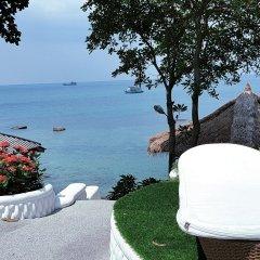 Отель Clear View Resort пляж