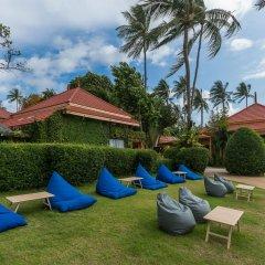 Отель Chaba Cabana Beach Resort фитнесс-зал фото 2