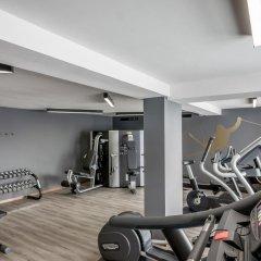 Отель Alpenhotel Enzian Зёльден фитнесс-зал