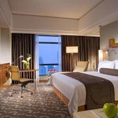 Отель Swissotel Grand Shanghai комната для гостей фото 3