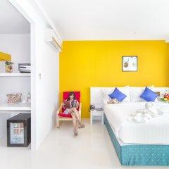 Отель The Frutta Boutique Patong Beach комната для гостей фото 6