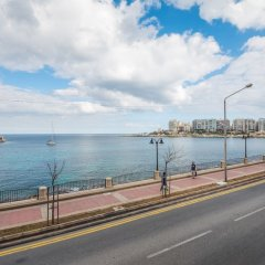 Отель Saint Julian's - Spinola Bay Apartment Мальта, Сан Джулианс - отзывы, цены и фото номеров - забронировать отель Saint Julian's - Spinola Bay Apartment онлайн приотельная территория
