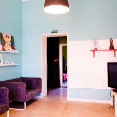 Хостел U комната для гостей фото 6