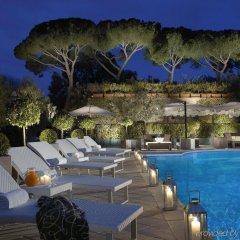 Parco Dei Principi Grand Hotel & Spa Рим бассейн
