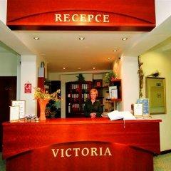 Hotel Victoria Прага интерьер отеля фото 2