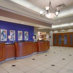 Отель Best Western Village Park Inn Канада, Калгари - отзывы, цены и фото номеров - забронировать отель Best Western Village Park Inn онлайн интерьер отеля фото 3