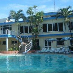 Отель Gran Caribe Club Atlantico бассейн фото 2