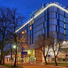 Отель Radisson Blu Калининград вид на фасад