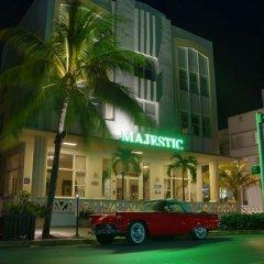 Majestic Hotel South Beach парковка