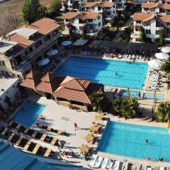 Belkon Турция, Денизяка - отзывы, цены и фото номеров - забронировать отель Belkon онлайн бассейн