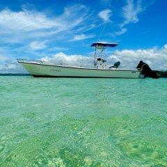 Отель Emaho Sekawa Fiji Luxury Resort Савусаву приотельная территория