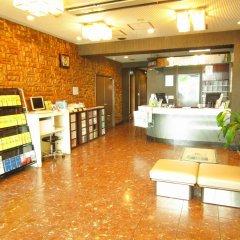 Отель Smile Hotel Utsunomiya Япония, Уцуномия - отзывы, цены и фото номеров - забронировать отель Smile Hotel Utsunomiya онлайн интерьер отеля