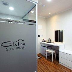 Отель Chloe Guest House Южная Корея, Сеул - отзывы, цены и фото номеров - забронировать отель Chloe Guest House онлайн спа