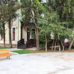 Гостиница Avangard Health Resort парковка