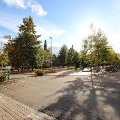 Forenom Hostel Jyväskylä Ювяскюля парковка