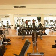 Апартаменты Luxury Cap Cana Apartment фитнесс-зал