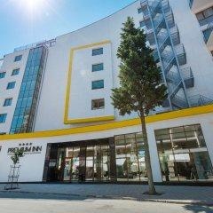Отель Best Western Plus Premium Inn Солнечный берег вид на фасад