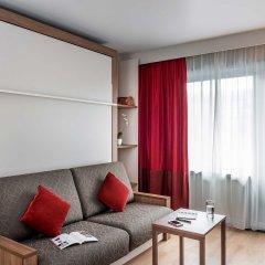 Отель Aparthotel Adagio Paris Bercy Village Франция, Париж - 2 отзыва об отеле, цены и фото номеров - забронировать отель Aparthotel Adagio Paris Bercy Village онлайн комната для гостей фото 2