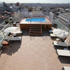 Отель Grand Washington Стамбул бассейн фото 2