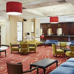 Glasgow Marriott Hotel интерьер отеля фото 3