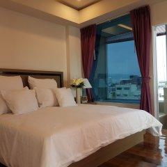Отель S.E.T Thanmongkol Residence Бангкок комната для гостей