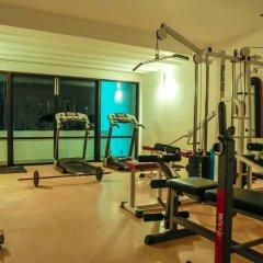 Отель Oak Ray Haridra Beach Resort фитнесс-зал фото 2