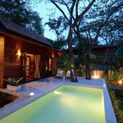 Отель Ananta Thai Pool Villas Resort Phuket бассейн фото 4