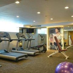 Peninsula Excelsior Hotel Сингапур фитнесс-зал
